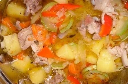 готовим вкусное рагу из кролика