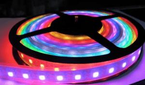 Подключение светодиодной ленты RGB  самостоятельно