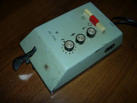 электронный телеграфный ключ