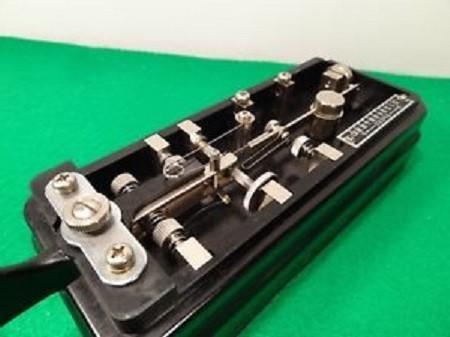 телеграфный ключ виброплекс