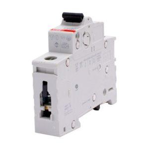 Устройство автоматического выключателя и принцип работы