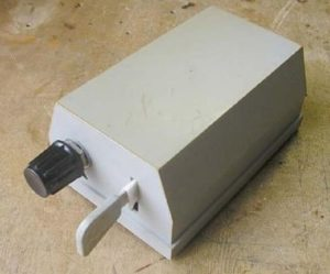 Электронный телеграфный ключ своими руками