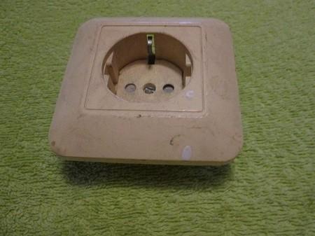 розетка электрическая 220в с заземлением