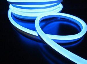 Светодиодная лента гибкий неон. Что это
