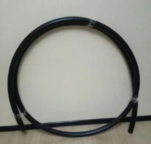 Как протянуть кабель через пластиковую трубу